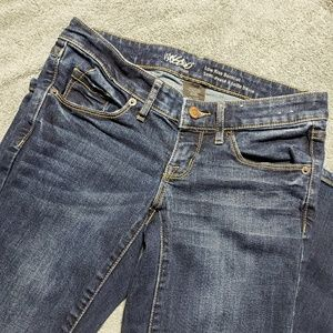 Mossimo Low Rise Bootcut 00/24 S Jeans